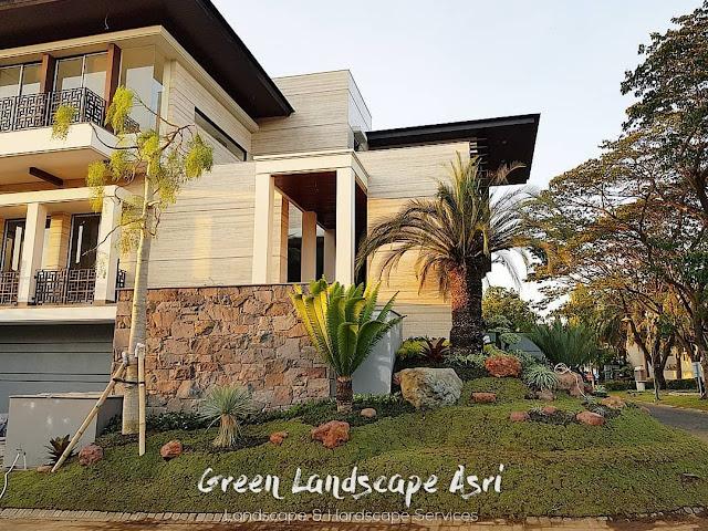 Tukang Taman Tangerang | Jasa Kontraktor Taman Profesional