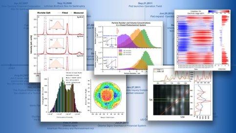 تحميل برنامج تفاعلي للرسوم البيانية وتحليل البيانات OriginLab OriginPro 2019b