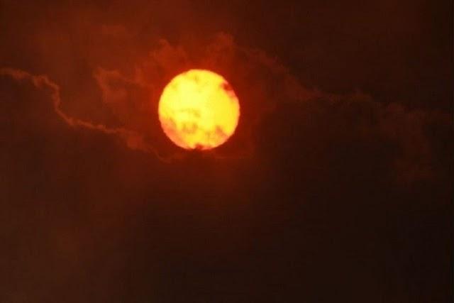 O Distrito Federal teve ontem o dia mais quente para o mês de setembro em 60 anos de vida! Confira