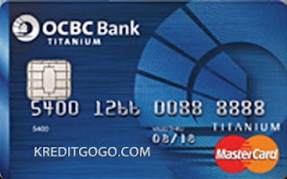 Kartu Kredit OCBC-NISP MasterCard Titanium