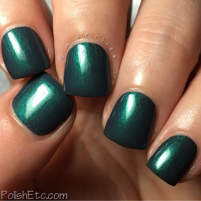 Native War Paints - Turquoise Carnival Collection - McPolish - I'm So Dizzy