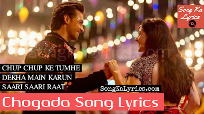 chogada-song-lyrics-loveratri-aayush-sharma-warina-hussain-darshan-raval