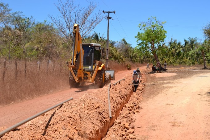 SAAE e Prefeitura de Caxias ampliam sistema de abastecimento de água na zona rural