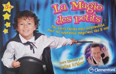 jeu tour de magie