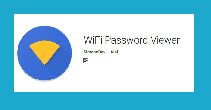 Pengecek Password WIFI
