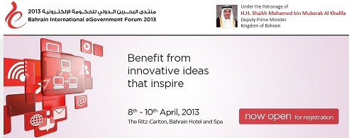 Bahrain International eGovernment Forum 2013
