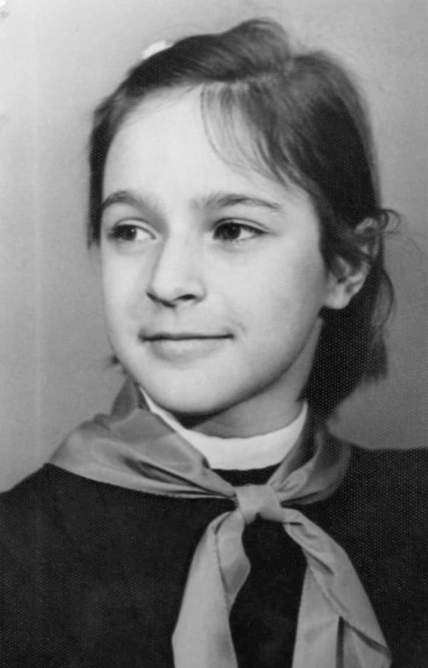 Анна Політковська (дівоче прізвище – Мазепа), 1971 р.