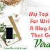 My Top Tips For Writing A Blog Post That Goes Viral
