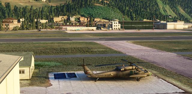 Bolzano Airport LIPB, Italy