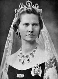 Princess Sibylla of Saxe-Coburg and Gotha (Sibylla Calma Marie Alice Bathildis Feodora; 18 January 1908 – 28 November 1972) the mother of the current King of Sweden, Carl XVI Gustaf.