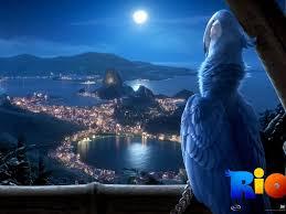 blu si burung blue macaw