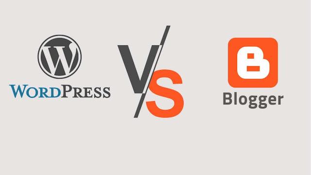ايهما افضل مدونات وورد بريس او مدونات بلوجر