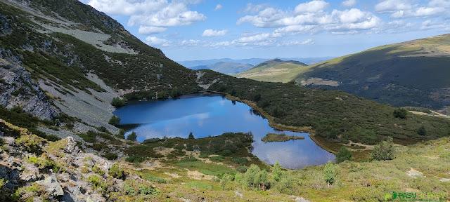 Laguna de Arbás, Cangas del Narcea