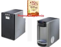 Logo Kelloggs ''Vinci un depuratore d'acqua domestico'' : valore dei premi oltre 5.000€ ciascuno!