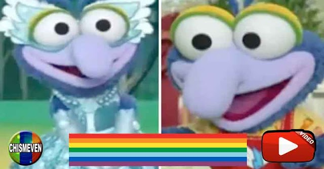 Gonzo de los Muppets salió del armario y ahora es Gonzorella