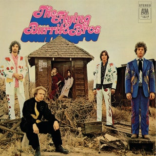 The Flying Burrito Brothers - The Gilded Palace of Sin Music Album Reviews