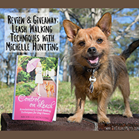 Michelle Huntting's Control on Leash giveaway