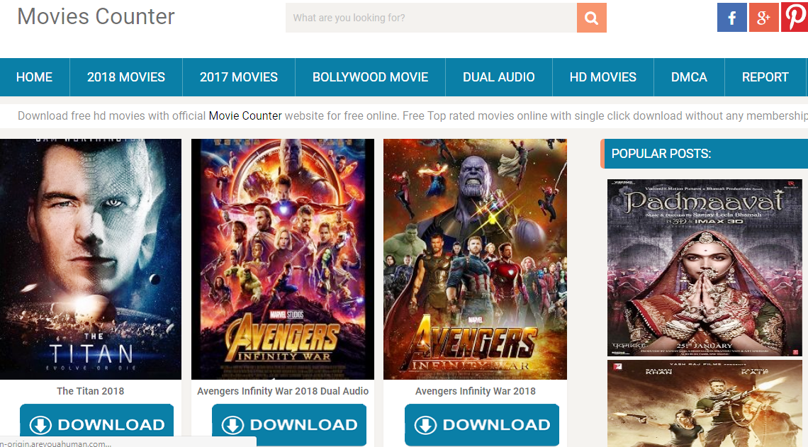 Top 50 free movie download sites to download full hd movies in 2019.
