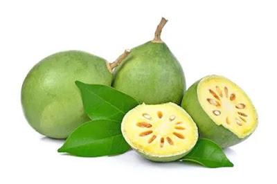 Wood Apple fruit in Hindi