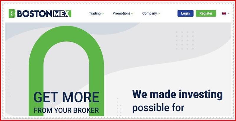 Мошеннический сайт bostonmex.com – Отзывы, развод, платит или лохотрон? Мошенники