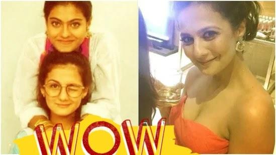 Actress Gossips: Kajol sister in Dilwale Dulhaniya Le Jayenge, Chutki, is all grown up now?