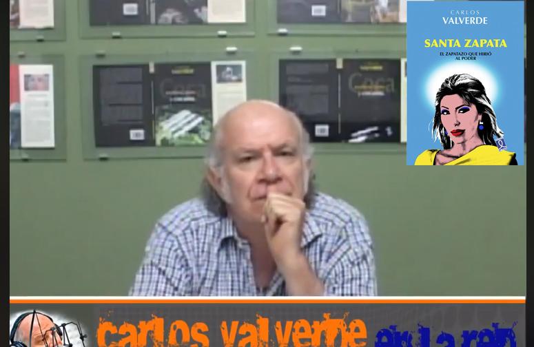 Valverde mantiene su hipótesis sobre los beneficios que logró Zapata al ser expareja de Morales / CAPTURA RRSS