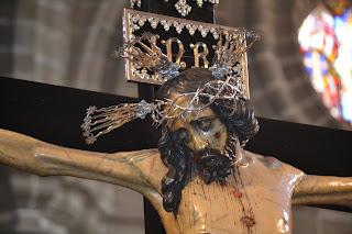 El Cristo de la Viga presidirá el Vía Crucis de las Hermandades de Jerez