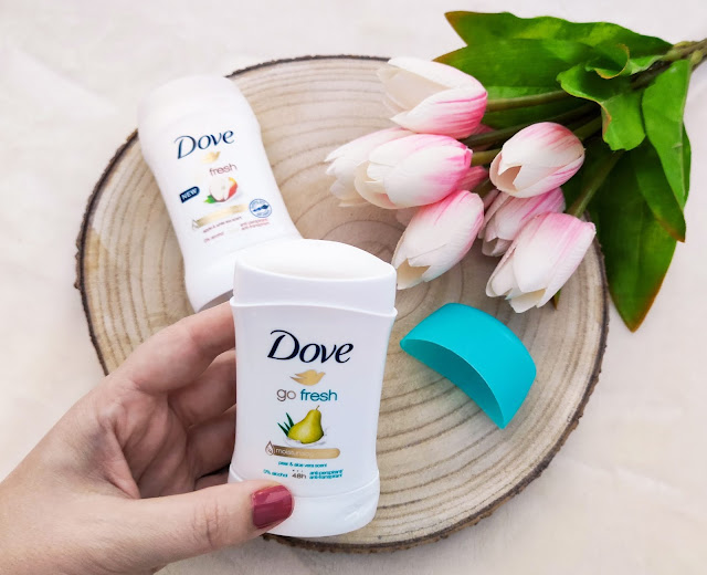 Antiperspirant Dove