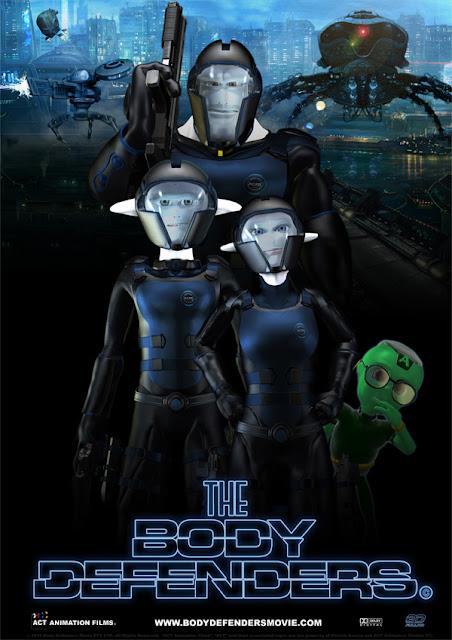 Film Body Defenders (2018)