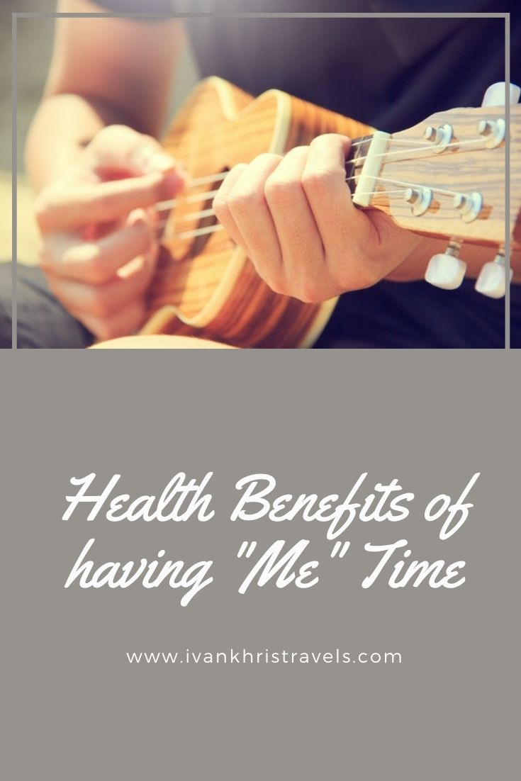 Pinterest image for the health benefits for dads of having me time