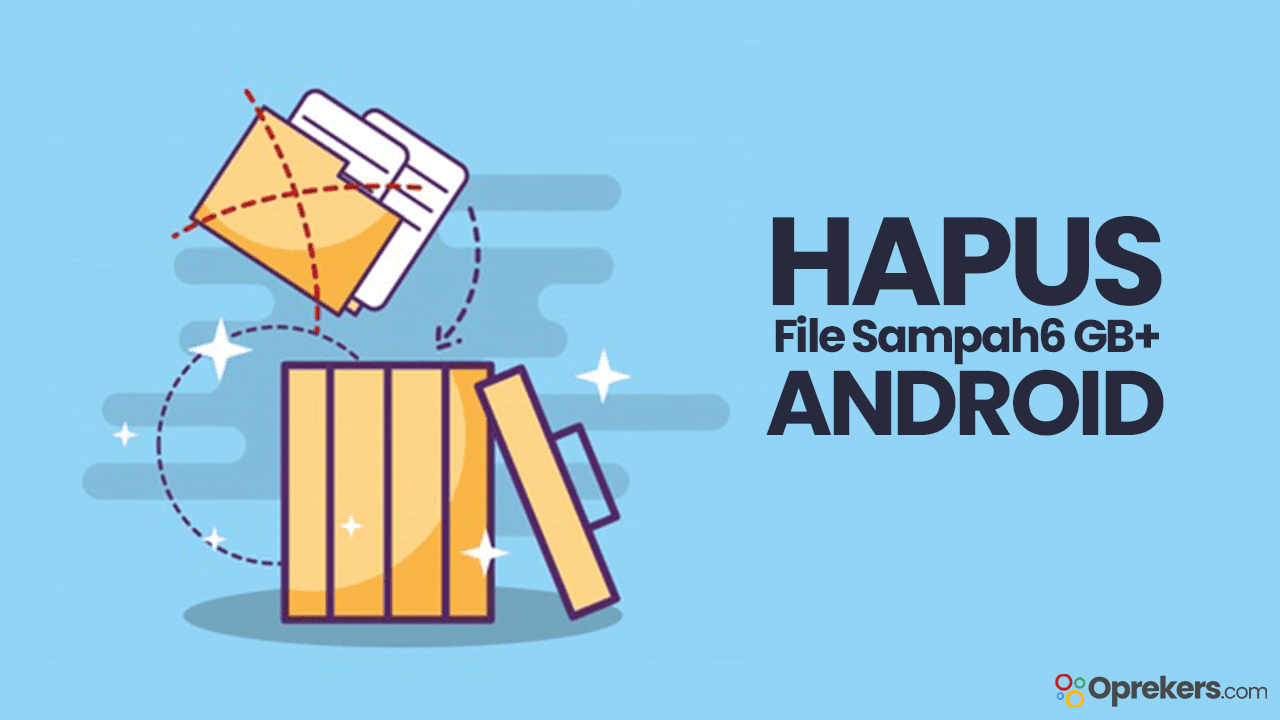 Cara Terbaru Menghapus File Sampah yang Tersembunyi [Manual]'