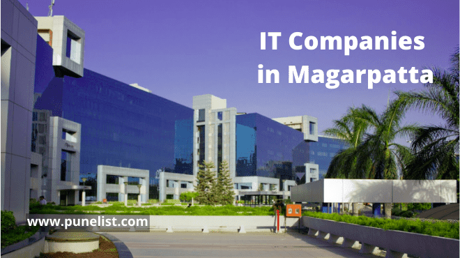 it companies in magarpatta