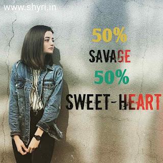 English sassy Instagram captions for girls photos