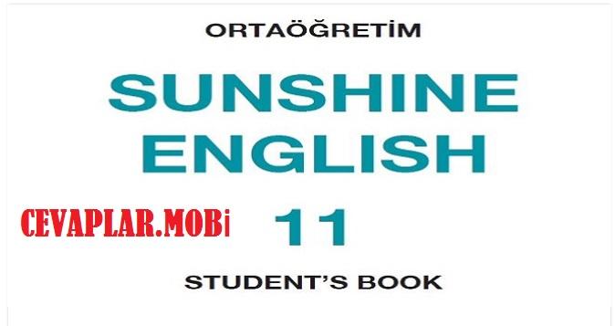 Cem Veb Ofset Yayınları 11. Sınıf İngilizce Ders Kitabı Cevapları