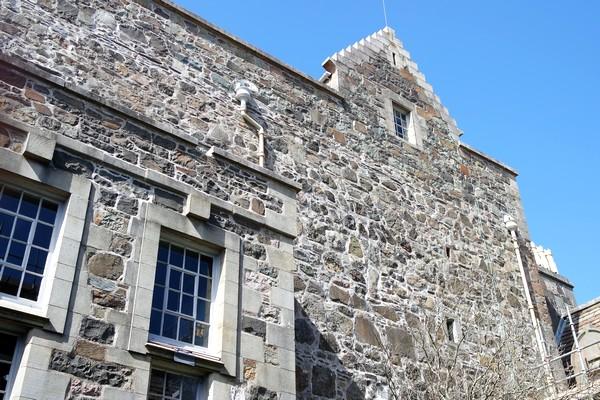 écosse highlands île mull duart castle château craignure