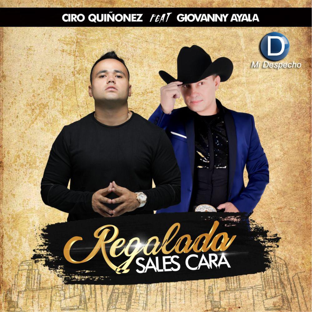 Ciro Quiñonez Regalada Sales Cara