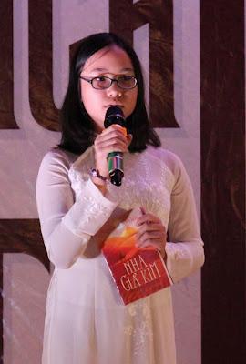 Chau Anh - Toi doc sach 2016