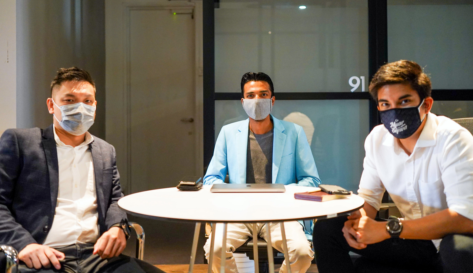 edkl interview: five founding partners, including malaysian mp syed saddiq, empower new restaurateurs at coox