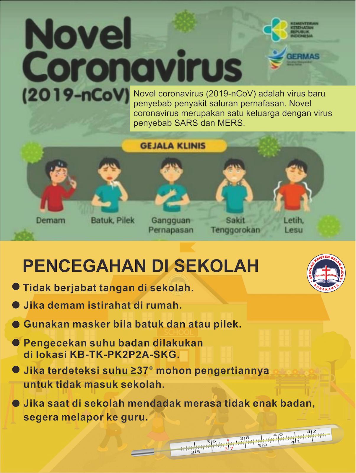 Pencegahan di Sekolah