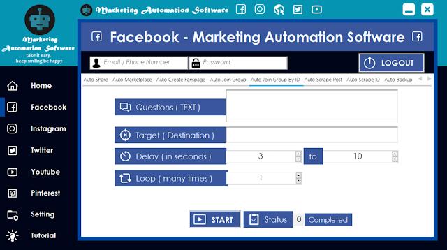 Cara Cepat Gabung Grup Facebook Berdasarkan ID Secara Automatis