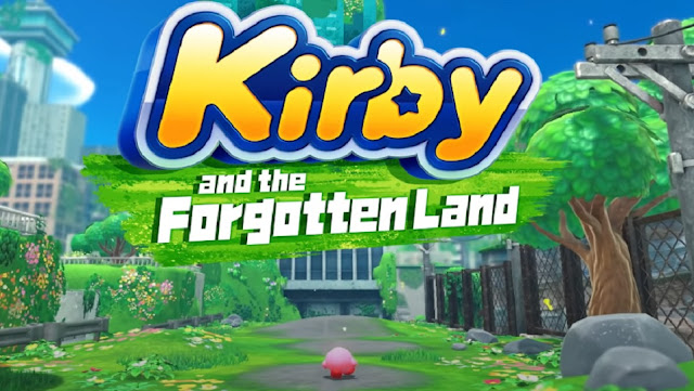 Kirby and the Forgotten Land (Switch) tem lançamento anunciado para 2022; confira vídeo
