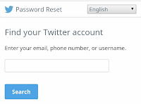 Best way to Reset, Change and Recover Your Twitter Password and Account