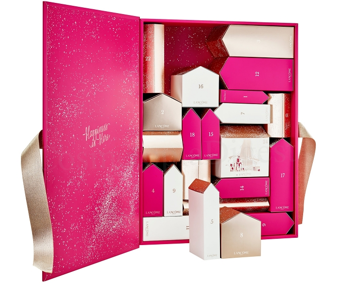 Lancome Advent Calendar 2019 contents and spoilers