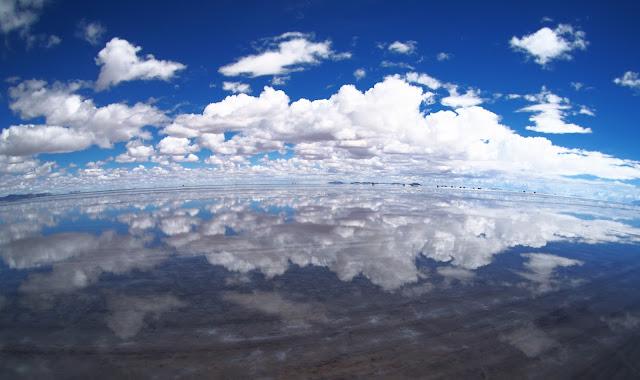 Salar de Uyuni, Salzwüste