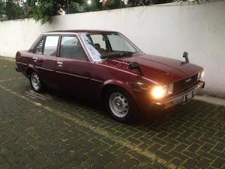 Dijual Corolla DX 1981 Harga 25 Pajak Panjang