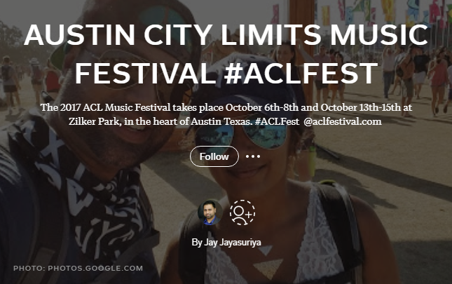 All about ACL Festival on Flipboard