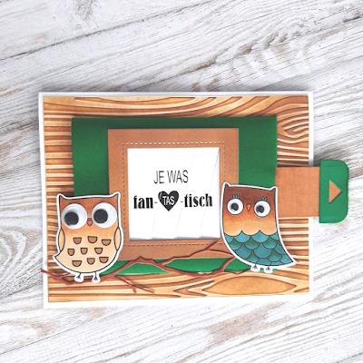 MFT - I'm owl yours