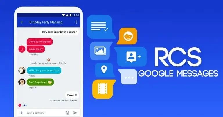 ميزة دردشة RCS في رسائل Google متاحة الآن لمزيد من مزودي الخدمة