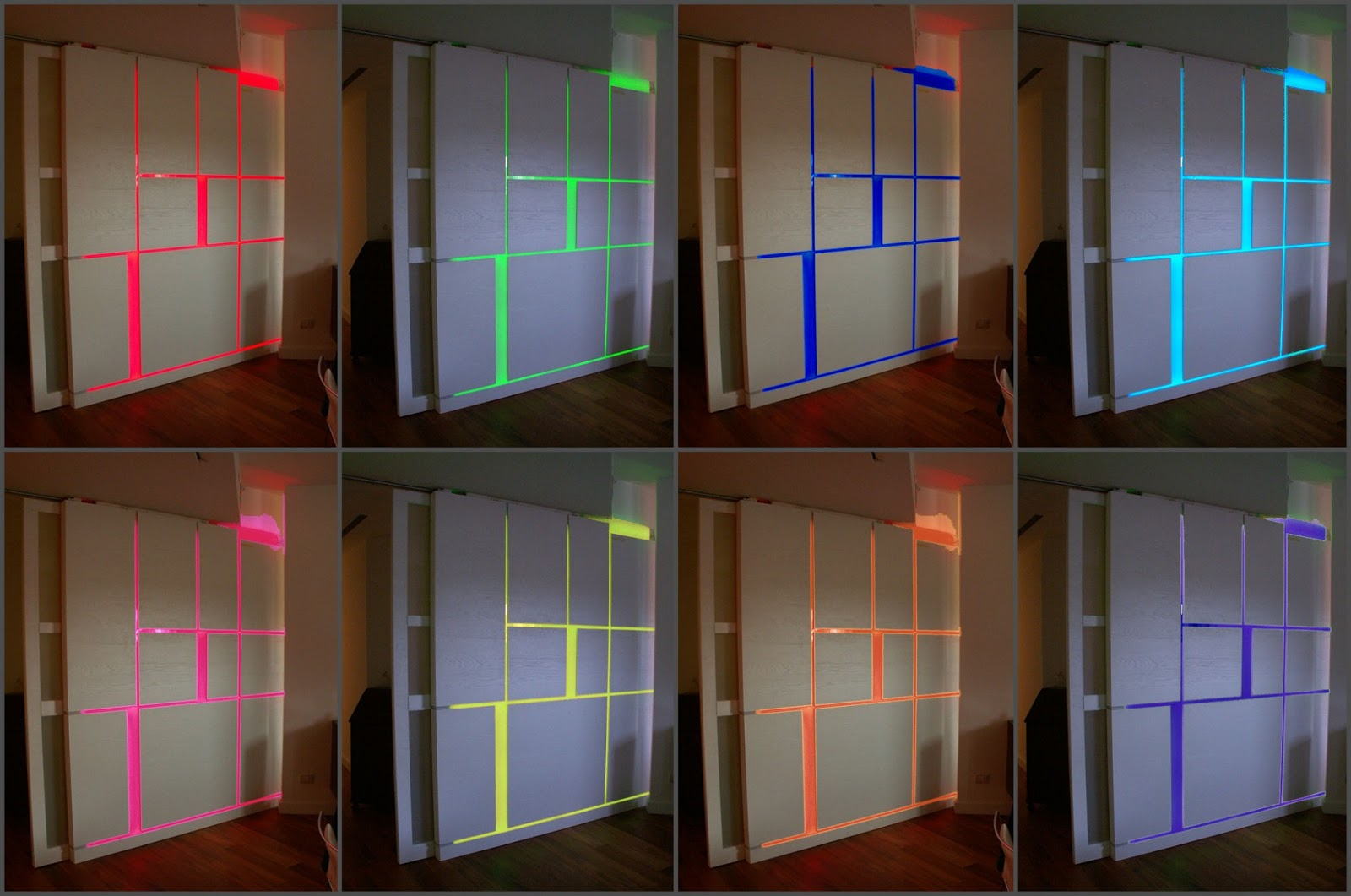 Illuminazione led casa illuminazione led multicolore rgb for Luci a led per interni casa