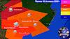 Viernes de lluvias y tormentas tras el ingreso de un frente frío